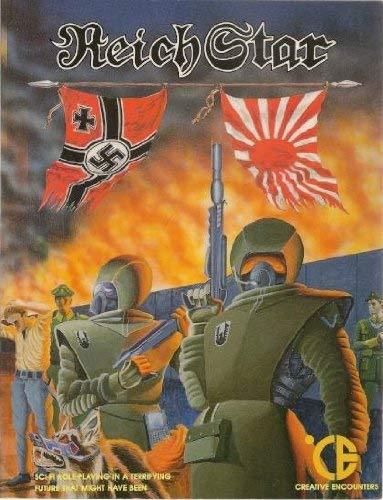 Reich Star (Reich Star): Ken Richardson, Simon Bell