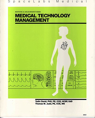 9780962744969: Medical Technology Management