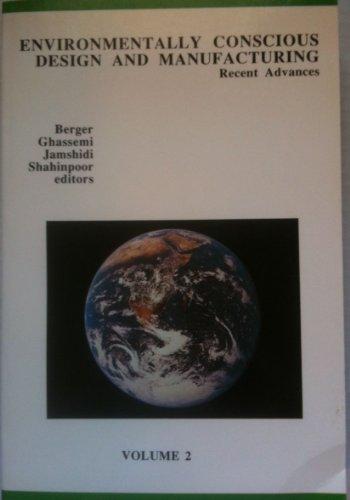 Second International Congress: Environmentally Conscious Design Manufacturing (Environmentally ...
