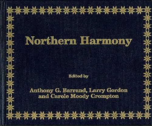 9780962755408: Northern Harmony: Plain Tunes, Fuging Tunes, and Anthems from the New England Singing School Traditions