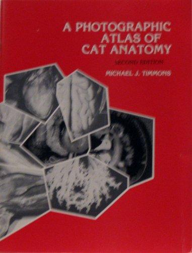 9780962755903: Photographic Atlas of Cat Anatomy