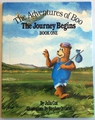9780962758607: The Adventures of Boo: The Journey Begins, Book One