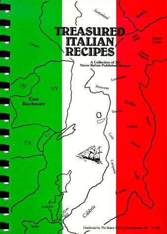 9780962762000: Treasured Italian Recipes