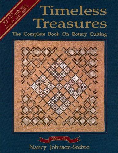 Timeless Treasures: Nancy Johnson Srebro