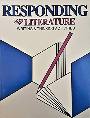 Responding to Literature: Grades 4-8: Sandra McCandless Simons