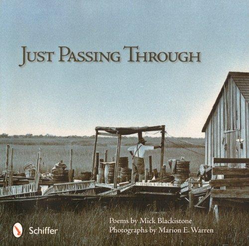 Just passing through: Poems: Blackistone, Mick