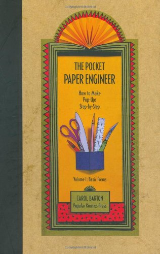 9780962775208: The Pocket Paper Engineer: How to Make Pop-ups Step-by-step: 1