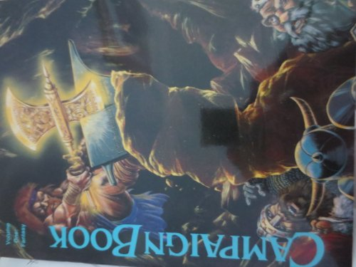 The Campaign Book Vol. 1: Fantasy (White: Cliffe, Ken; Herring,