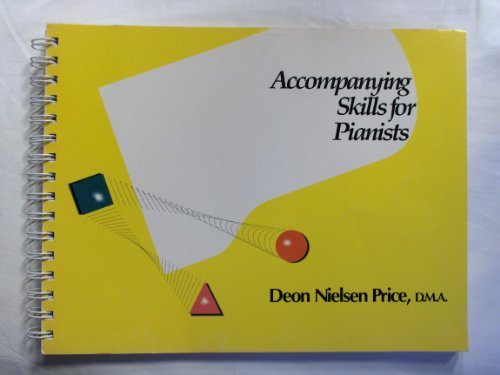 9780962782107: Accompanying Skills for Pianists