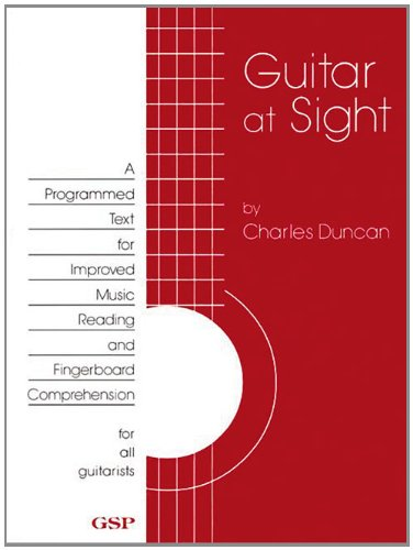 9780962783265: Guitar at Sight