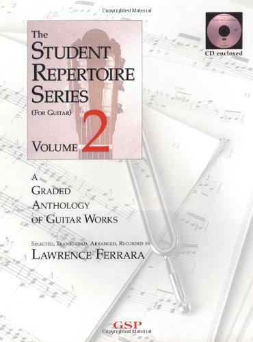 The Student Repertoire Series: Lawrence Ferrara