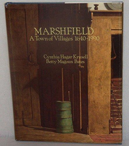 Marshfield, a town of villages, 1640-1990: Krusell, Cynthia Hagar
