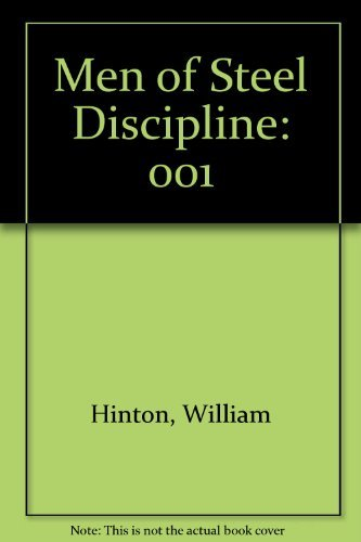 9780962789892: Men of Steel Discipline: The Official Oral History of Black Pioneers in the Martial Arts