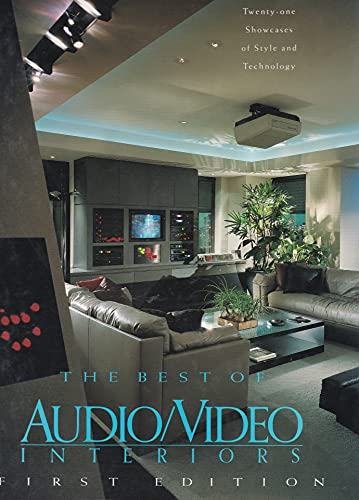 9780962792205: The Best of Audio/Video Interiors