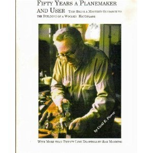 FIFTY YEARS A PLANEMAKER AND USER: Pierce, Cecil E.