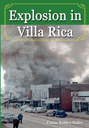 9780962802362: Explosion in Villa Rica,