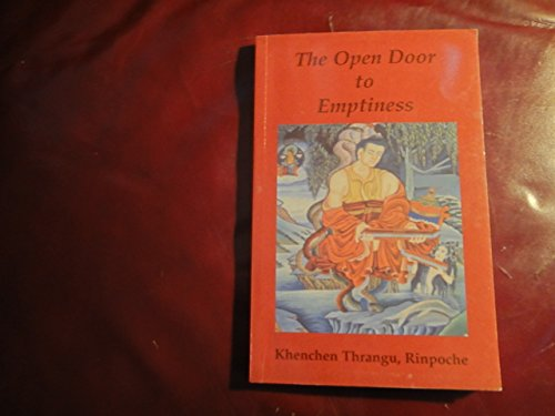 9780962802638: Open Door to Emptiness: A Discussion of Madhyamika Logic