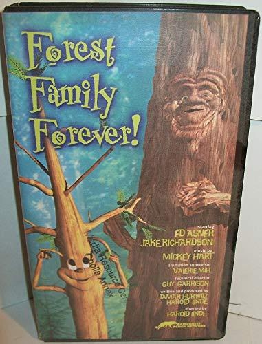 9780962803352: Forest Family Forever! [VHS]