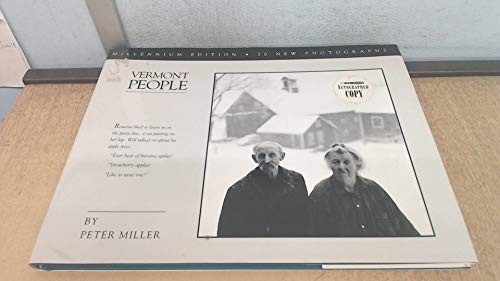 Vermont People: Millennium Edition (signed): Miller, Peter