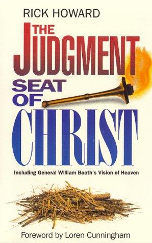 Judgement Seat of Christ: Howard, Ann; Bray, Douglas W.