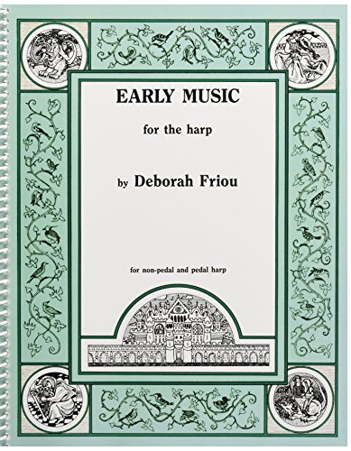 9780962812026: EARLY MUSIC FOR THE HARP