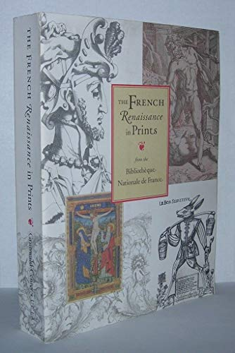 French Renaissance in Prints from the Biblioteque Nationale de France (New)
