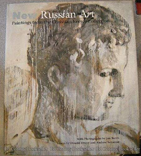 9780962822216: New Russian Art: Paintings from the Christian Keesee Collection