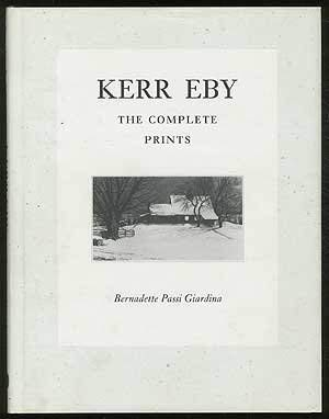 9780962823428: Kerr Eby: The complete prints
