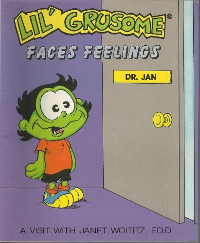 9780962825705: Lil' Grusome Faces Feelings