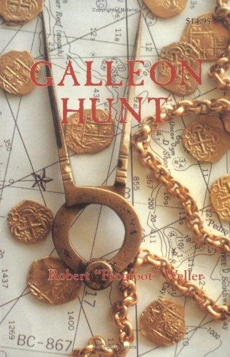 """Galleon Hunt: Bob """"Frogfoot"""" Weller"""
