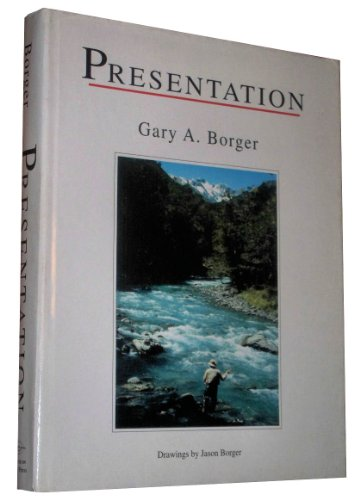 Presentation SIGNED: Borger, Gary A. with Jason Borger