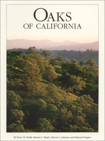 9780962850516: Oaks of California