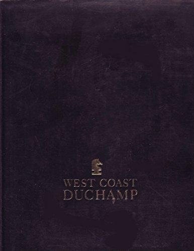 WEST COAST DUCHAMP: Duchamp, Marcel). Clearwater,
