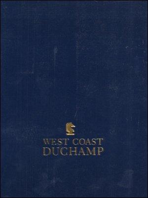 9780962851414: West Coast Duchamp
