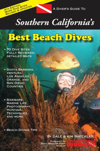 9780962860041: A Diver's Guide to Southern California's Best Beach Dives