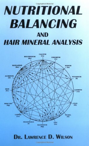 Nutritional Balancing and Hair Mineral Analysis: Wilson, Dr. Lawrence