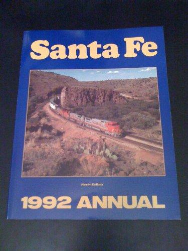 9780962869921: Santa Fe 1992 Annual