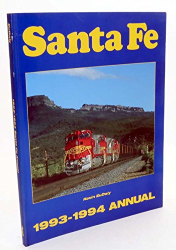 9780962869976: Santa Fe 1993 1994 Annual