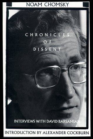 9780962883880: Chronicles of Dissent: Interviews with David Barsamian