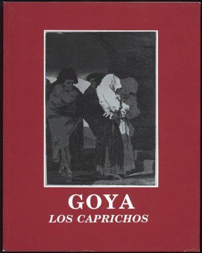 9780962890321: Francisco Goya (1746-1828): Los caprichos