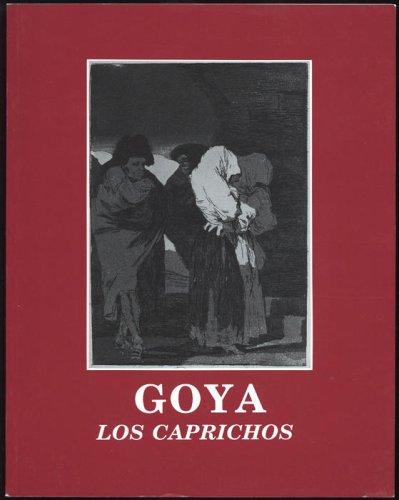 Francisco Goya (1746-1828): Los caprichos: Johnson, R. Stanley