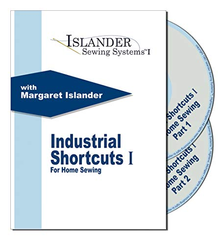 9780962908132: Islander Sewing Systems I: Industrial Shortcuts DVD