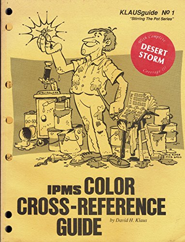 9780962914607: Ipms Color Cross-Reference Guide