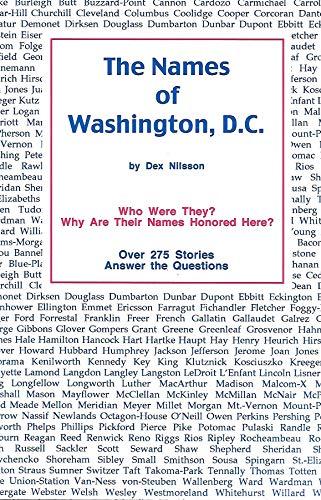 9780962917059: The Names of Washington, D.C.