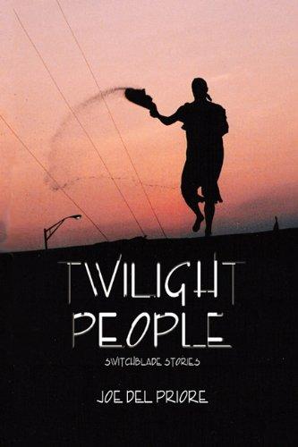 9780962931192: Twilight People: Switchblade Stories
