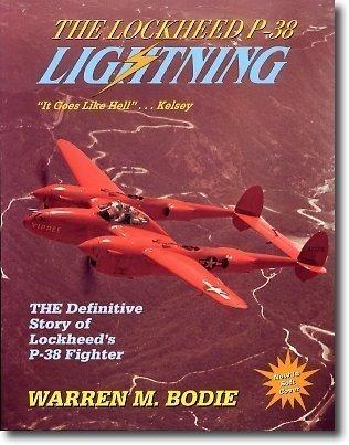 The Lockheed P-38 Lightning: Warren Bodie