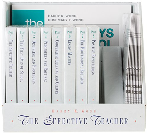 9780962936098: The Effective Teacher: The First Days of School