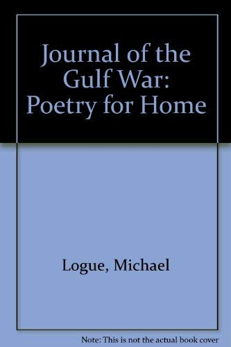 Journal of the Gulf War: Poetry from Home