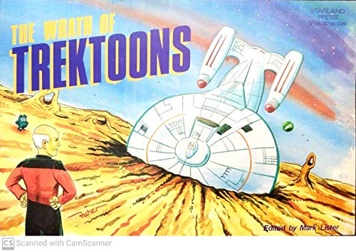 The Wrath of Trektoons: Lister, Mark