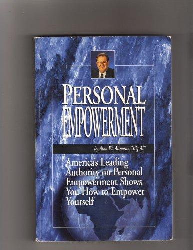 personal empowerment: altmann, alan w.